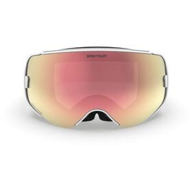 Spektrum Skutan White Line Gafas, blanco